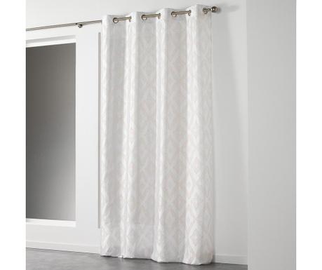 Завеса Lenox White 140x260 см