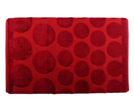 Кърпа за крака Orem Red 60x100 см