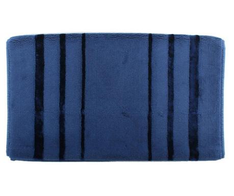 Prosop de picioare Charleston Dark Blue 60x100 cm