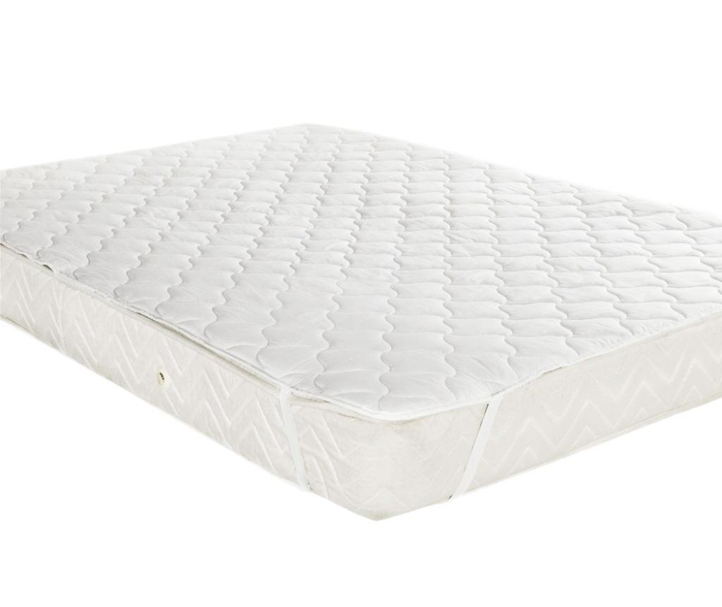 Prošivena zaštita za madrac Finesse White 180x200 cm