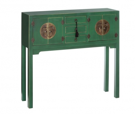 Consola Aum Green