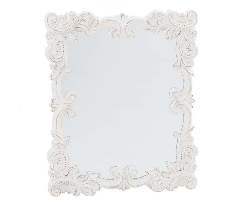 Oglinda Be Antique White
