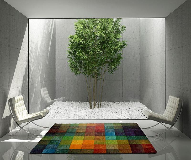 Koberec Belis Squares Pixelize 120x170 cm
