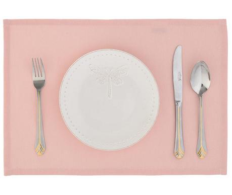 Комплект 2 подложки за хранене Odalis Pink 33x45 см