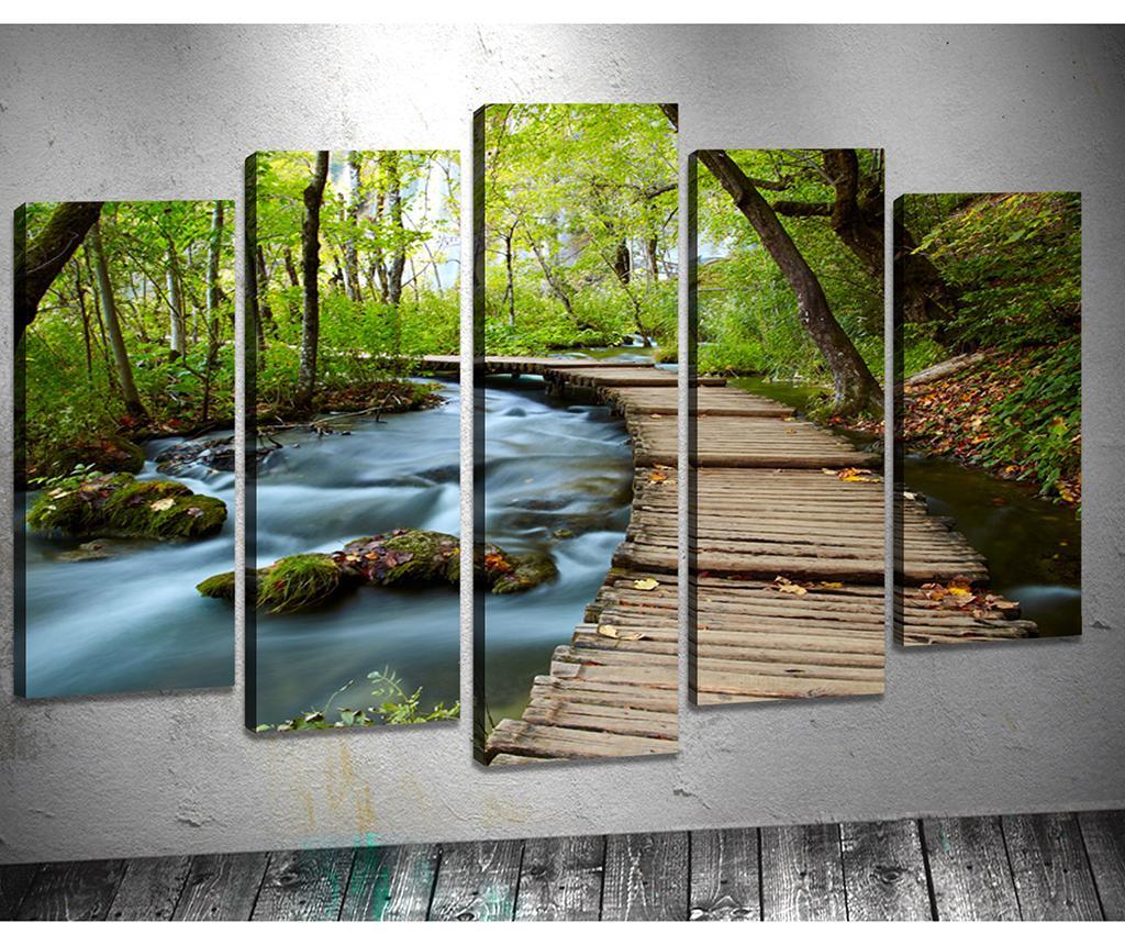 Set 5 slika 3D Bridge