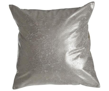 Poduszka dekoracyjna Clark Silver 45x45 cm