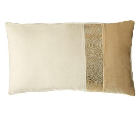 Декоративна възглавница Gold Snake Skin 35x60 см