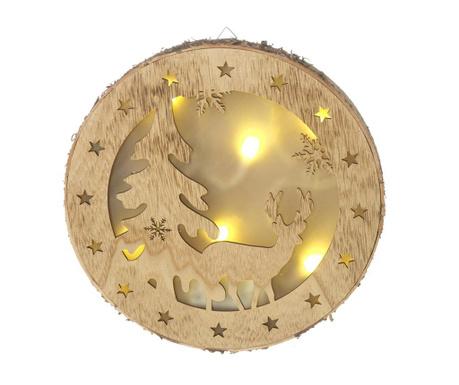 Świetlna dekoracja ścienna Xmas Light
