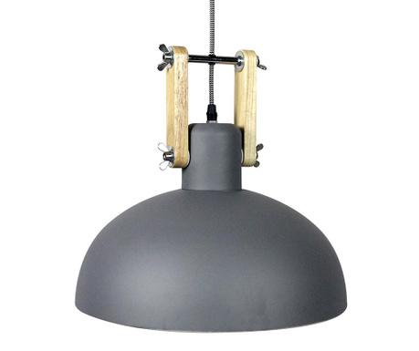Závěsná lampa Dexter Grey Matte