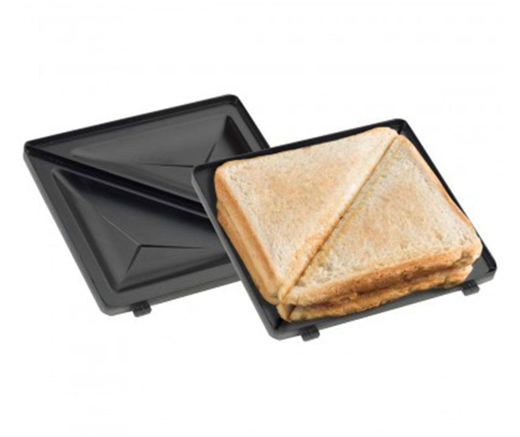 3in1 Fun Cooking Black Sandwich Sütő