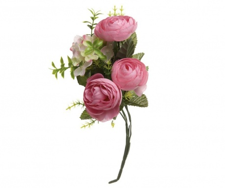 Umělá květina Pink Charm