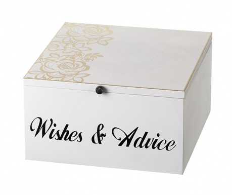 Box with cover Wisher & Advice