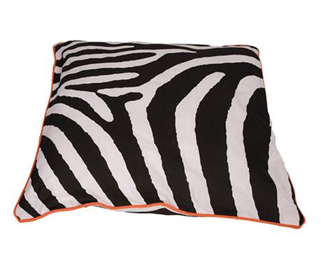 Zebra Párnahuzat 50x50 cm