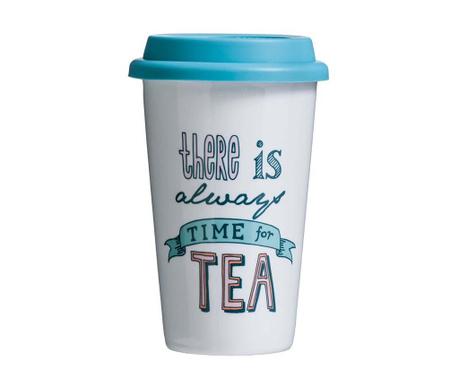 Cestovný hrnček Pretty Things Tea 330 ml