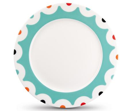 Dots Desszertes tányér