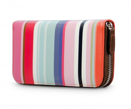 Portofel dama Colour Stripes