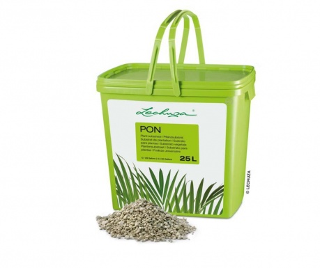 Anorganska podlaga za rastline Lechuza Pon 25 L