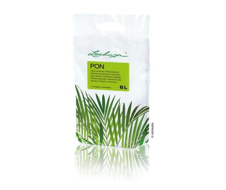 Anorganska podlaga za rastline Lechuza Pon 6 L