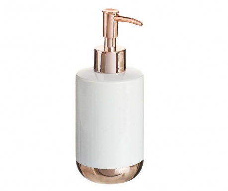 Dozirnik za tekoče milo White Base Copper 360 ml