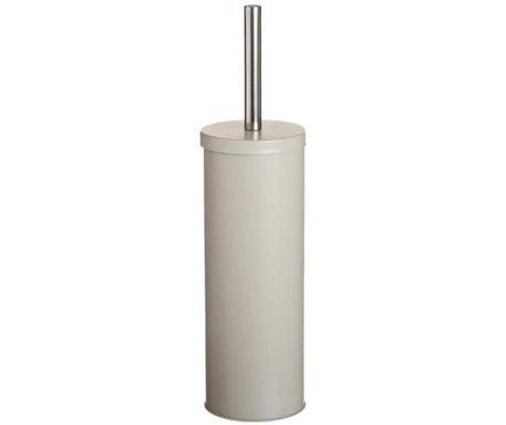 Szczotka toaletowa ze stojakiem Simple Beige