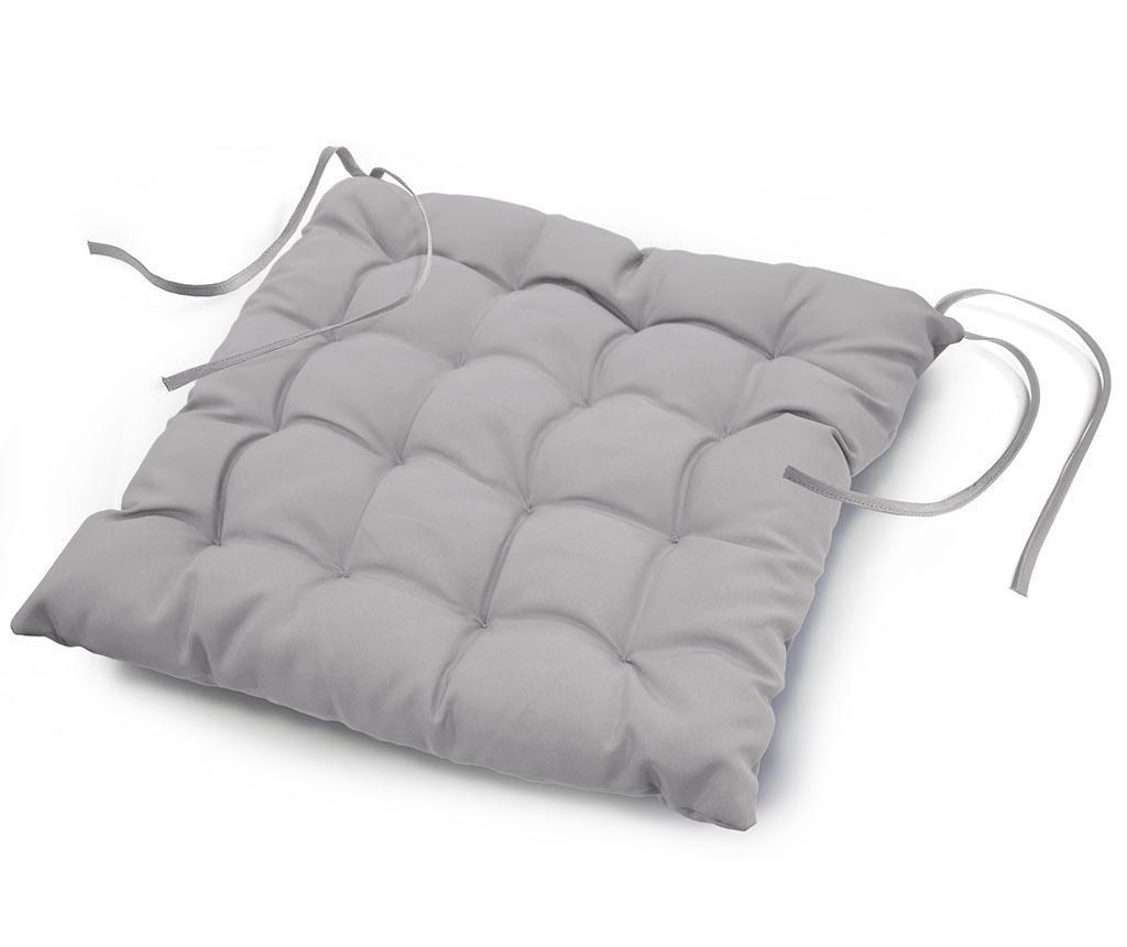 Perna de sezut Essentiel Grey 40x40 cm