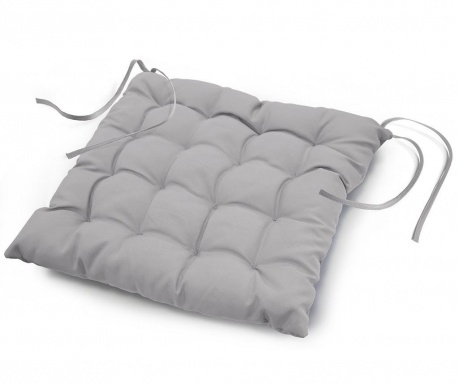 Възглавница за седалка Essentiel Grey 40x40 см