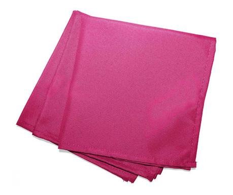 Set 3 stolna ubrusa Essentiel Pink 40x40 cm