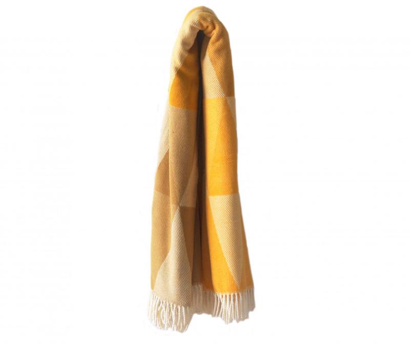 Pisa Yellow & Orange Pléd 140x180 cm