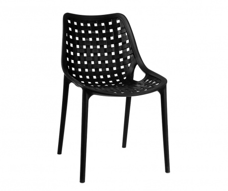 Stolička Uner Black