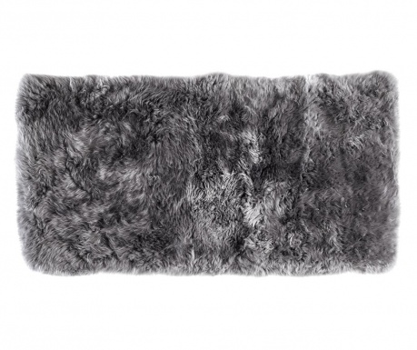 Dywan Gayle Rectangular Grey 70x140 cm