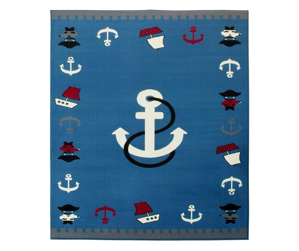 Anchor Blue & Red Szőnyeg 140x200 cm