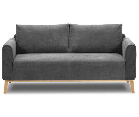 Canapea 3 locuri Campos Grey