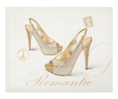 Romantic Glitter Kép 40x50 cm