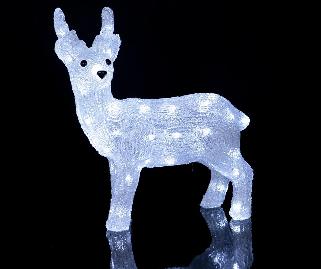 Decoratiune luminoasa pentru exterior Deer Star