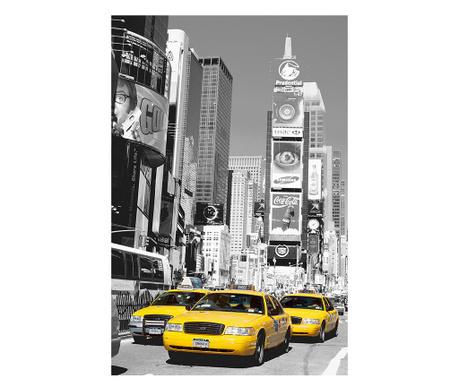 Tapet Times Square 115x175 cm