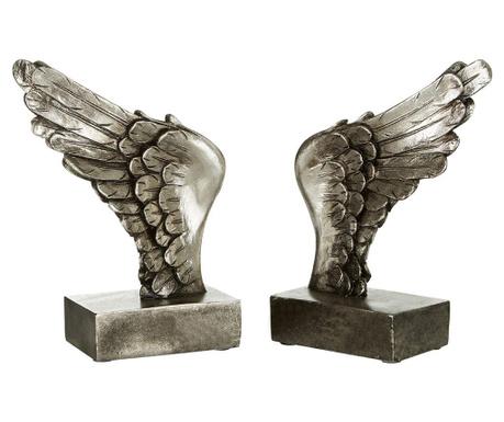 Комплект 2 поставки за книги Wing