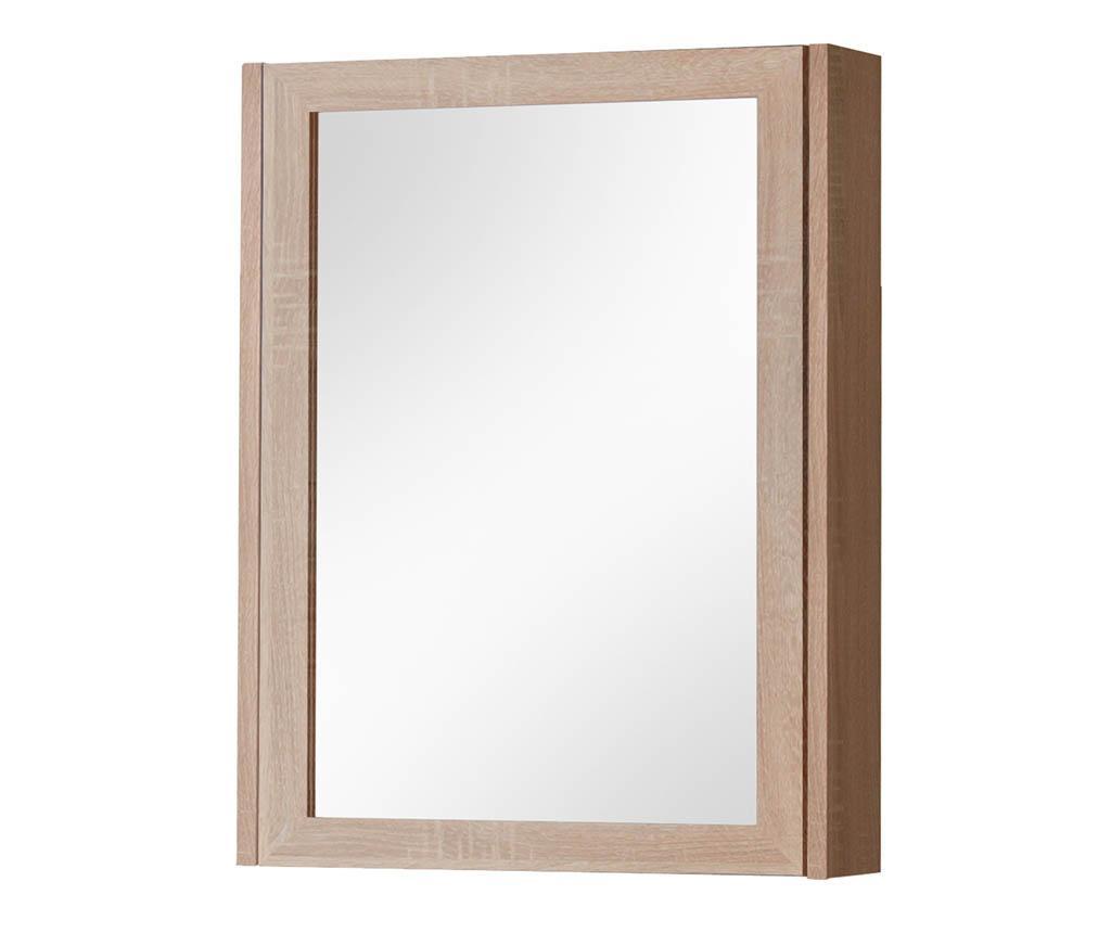 Viseči element z ogledalom Piano Sonoma