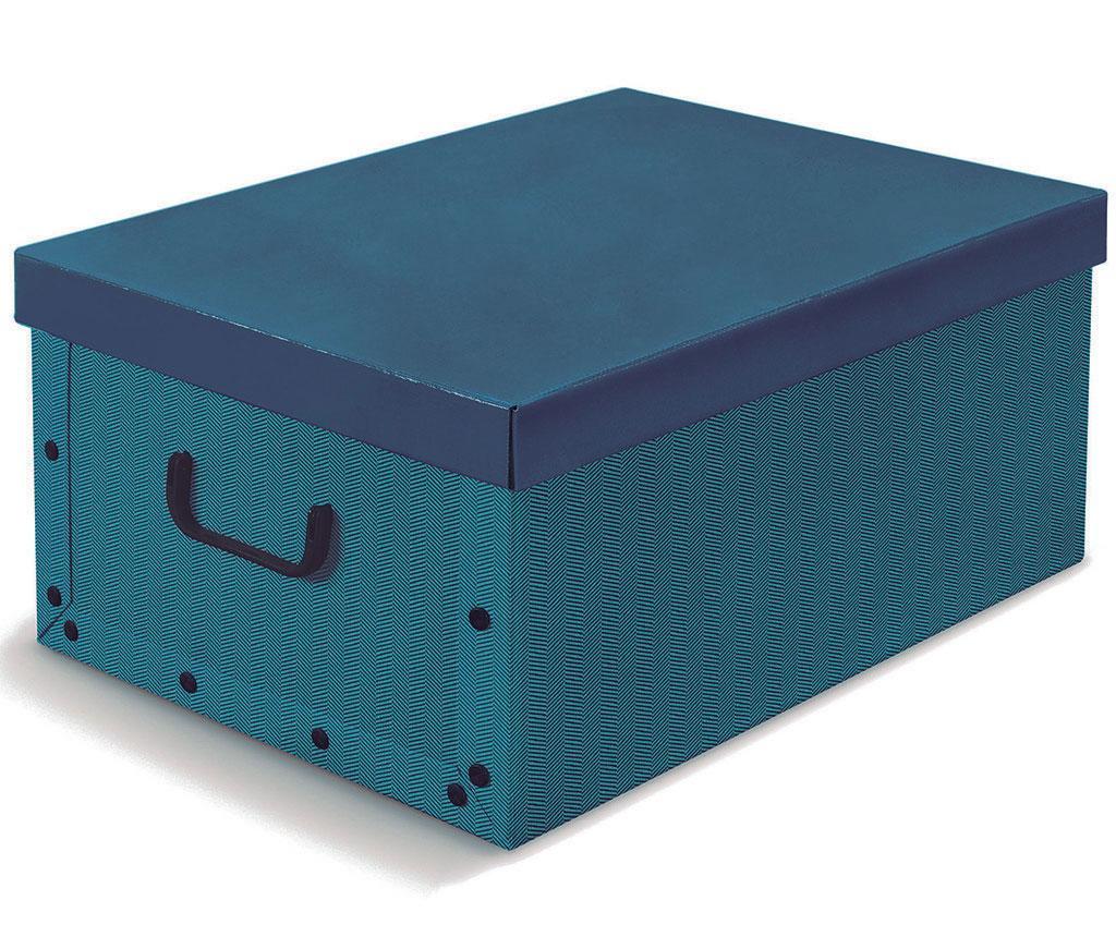 Cutie cu capac pentru depozitare Basic Top M