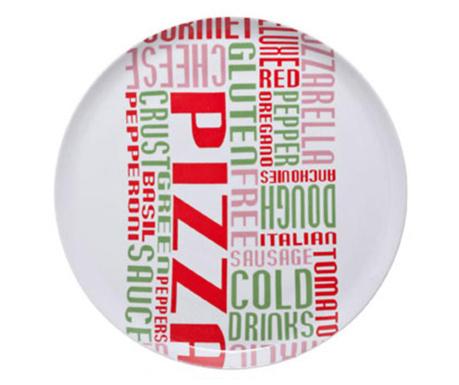 Ingredients Pizzatál