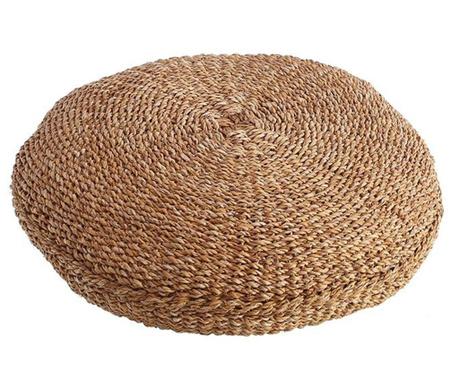 Възглавница за под Round Brown 60 см