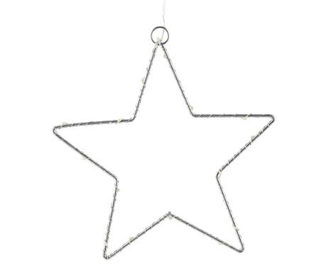 Decoratiune suspendabila cu LED Metallic Star