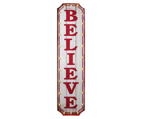 Decoratiune luminoasa Believe