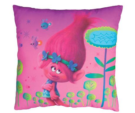 Декоративна възглавница Trolls Poppy 40x40 см