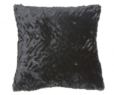 Perna decorativa Naya Black 45x45 cm