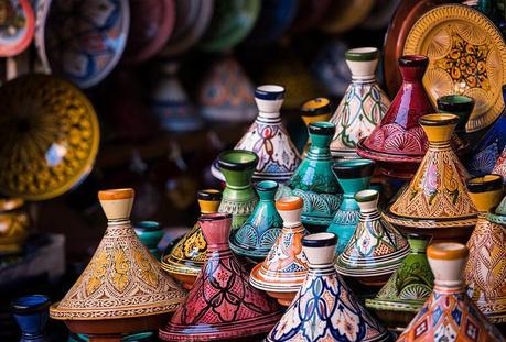 Egzotyczny Marrakesz