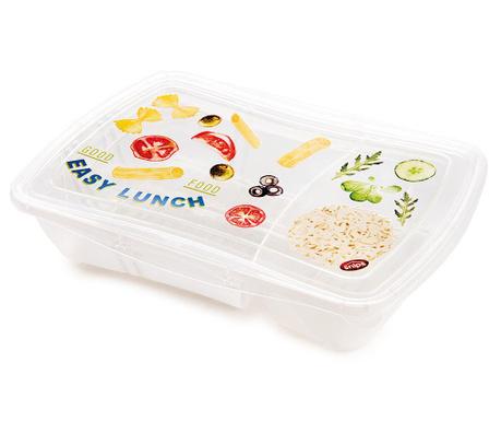 Lunch 3 db Ételtároló