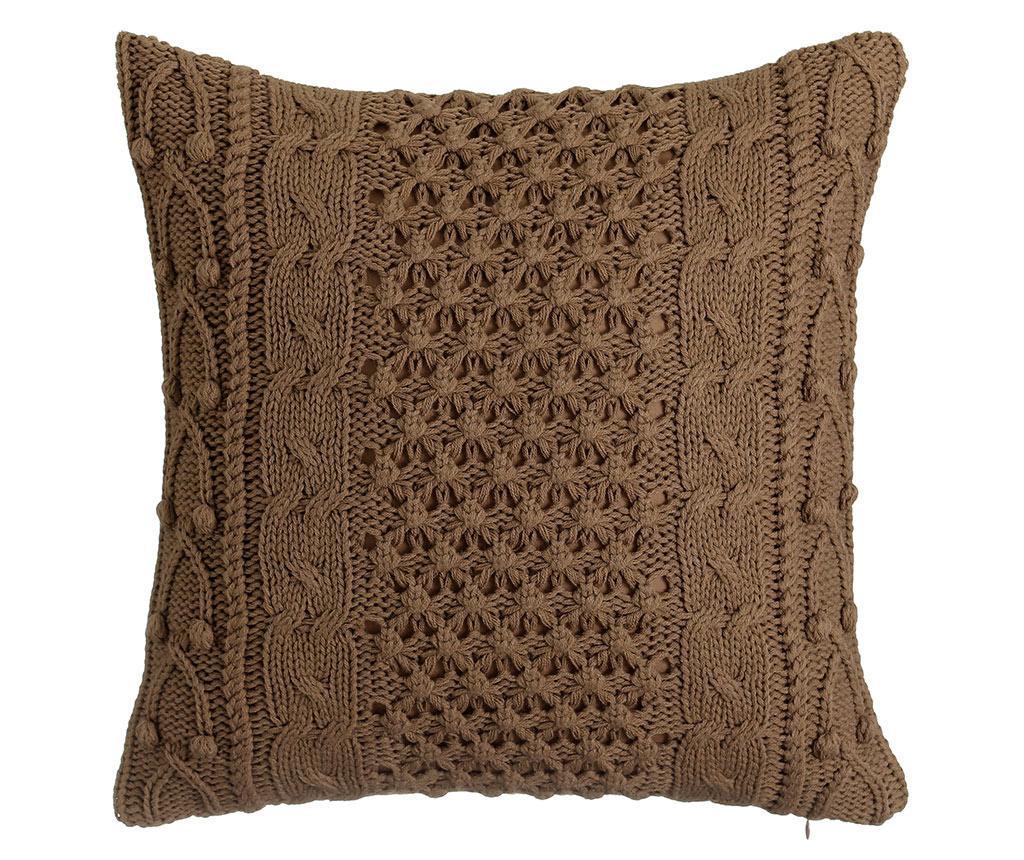 Ukrasni jastuk Denmark Brown 45x45 cm