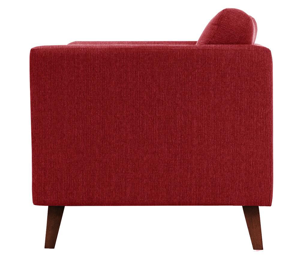 Kauč dvosjed Elisa Glamour Red