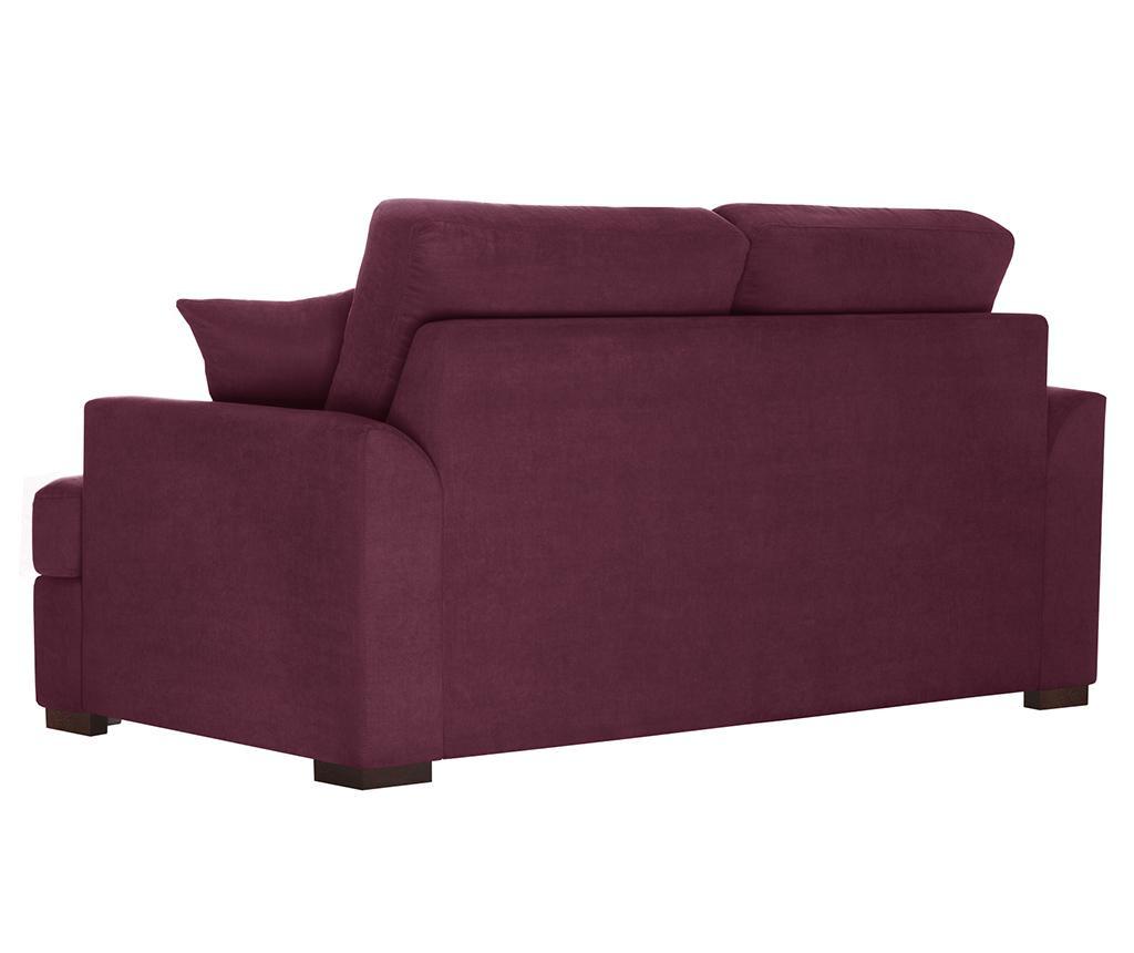 Kauč dvosjed Irina Bordeaux
