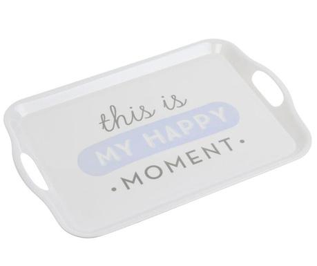 Tava pentru servire Happy Moment